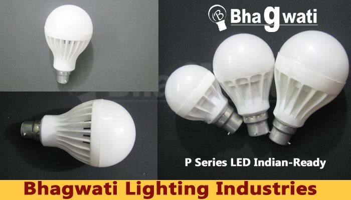 P Series LED Indian-SKD